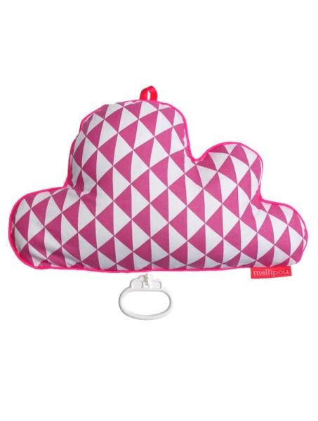 mellipou Spieluhr pink