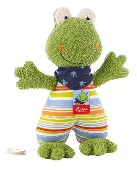 sigikid Spieluhr Fortis Frog