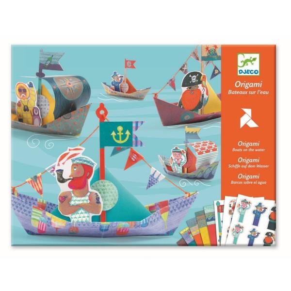Djeco Origami Schiffe