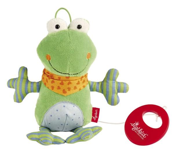sigikid Spieluhr Frosch