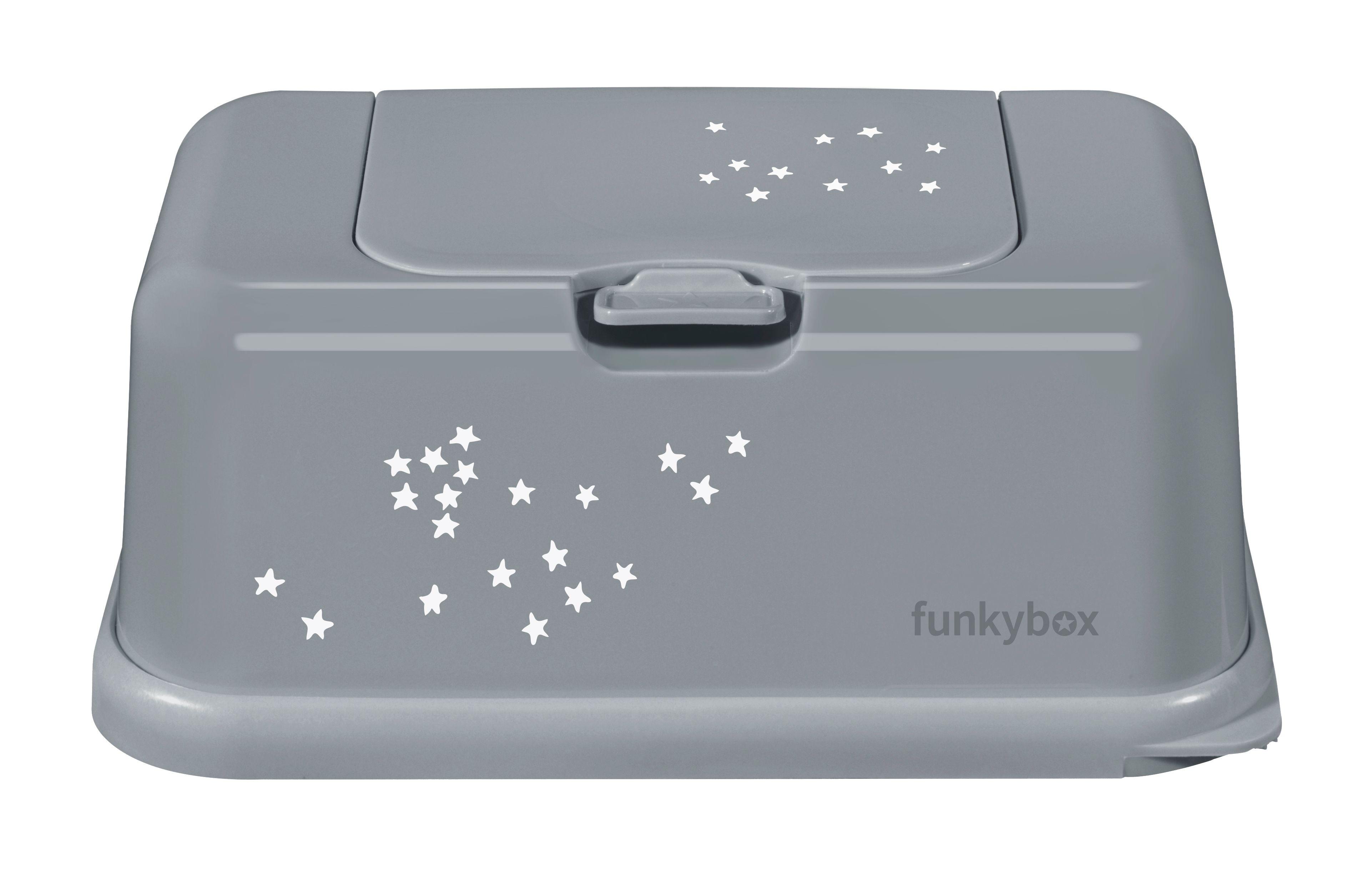 Funkybox Blau//Sterne