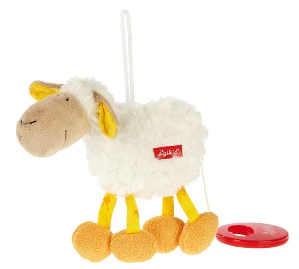 sigikid Spieluhr Schaf weiß