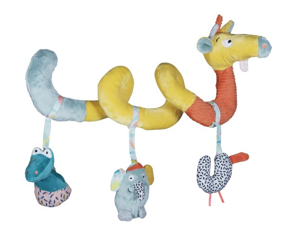 Ebulobo Jungle Boogie Spielzeugspirale