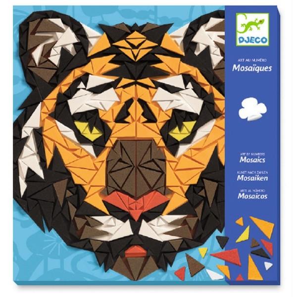 Djeco Kinderkunst Mosaik Khan
