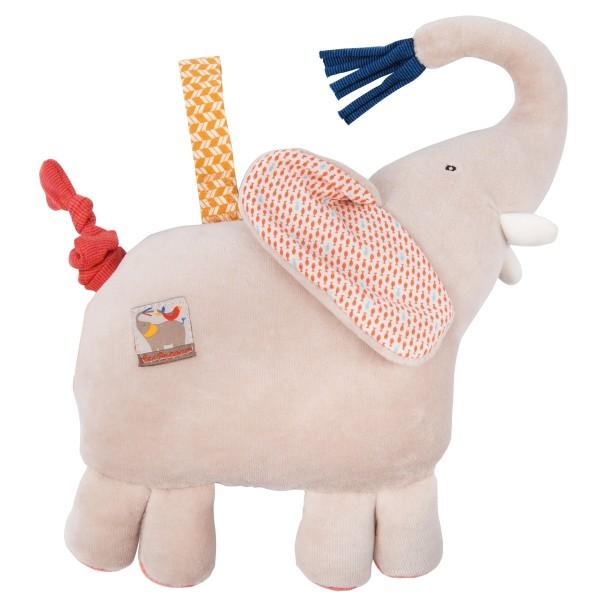 Moulin Roty Papoum Spieluhr Elefant