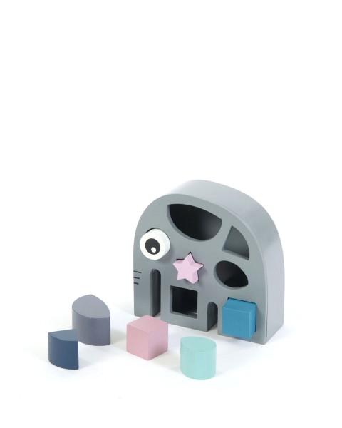 Smallstuff Sortierbox Elefant