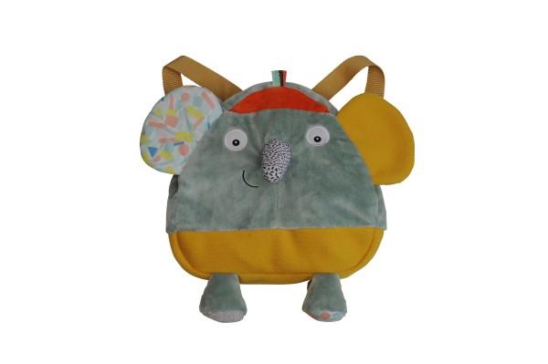 Ebulobo Jungle Boogie Rucksack Elefant