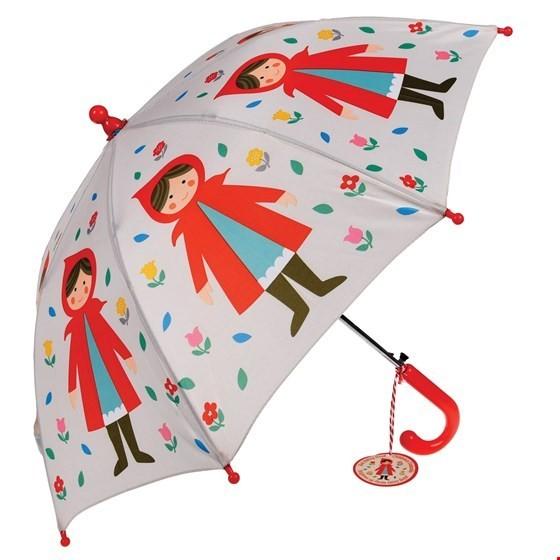 Rex London Regenschirm mit Automatik Rotkäppchen