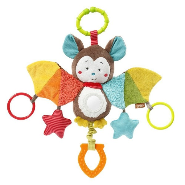 fehn Jungle Heroes Activity-Fledermaus mit C-Ring