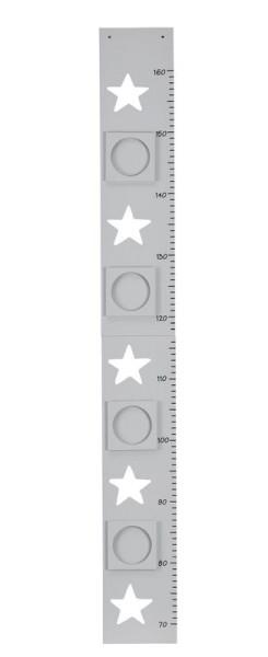 Kids Concept Messlatte Star grau