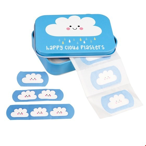 Rex London Pflasterdose Happy Cloud