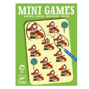 Djeco Mini Spiele: Gleiche Bilder von Emilie