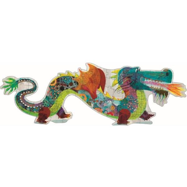 Djeco Puzzle Leon der Drachen