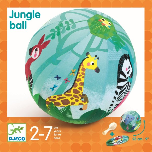 Djeco Pop Ballon Jungle