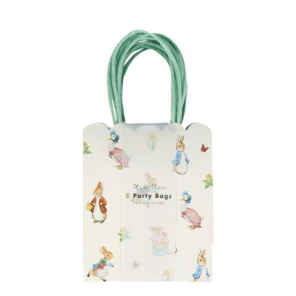 Meri Meri Peter Rabbit Party Taschen