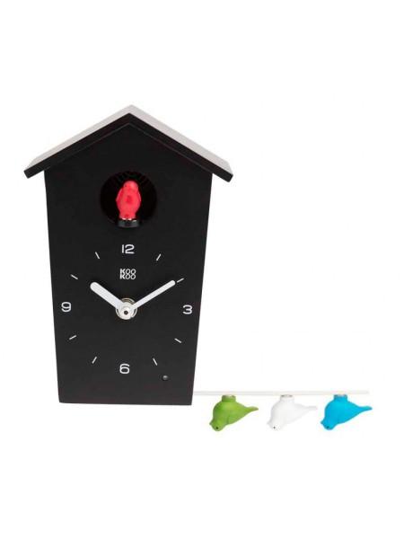 KooKoo BirdHouse mini - schwarz