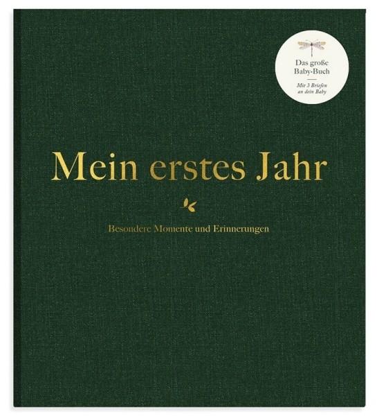 """Milestone ABC Baby-Album - """"Mein erstes Jahr"""""""