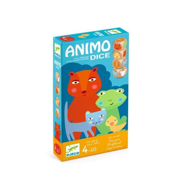 Djeco Spiel: Animo Dices