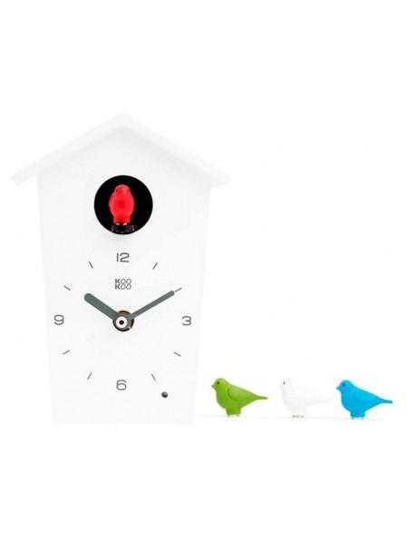 KooKoo BirdHouse mini - weiß