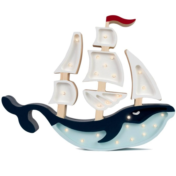 Little Lights LED Lampe Schiff