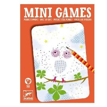 Djeco Mini Spiele: Punkt für Punkt von Elisa