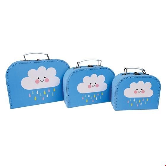 Rex London Kofferset Happy Cloud