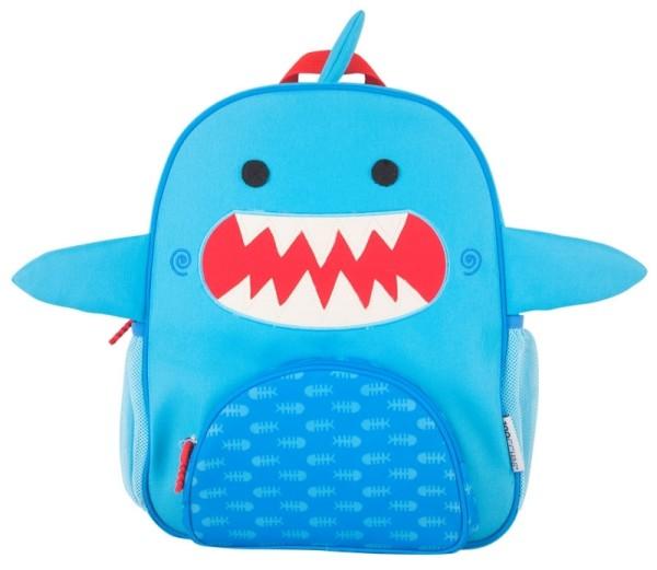 ZOOCCHINI Kinderrucksack - Sherman der Hai
