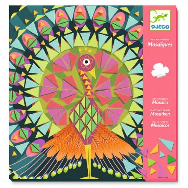Djeco Kinderkunst Mosaik Coco