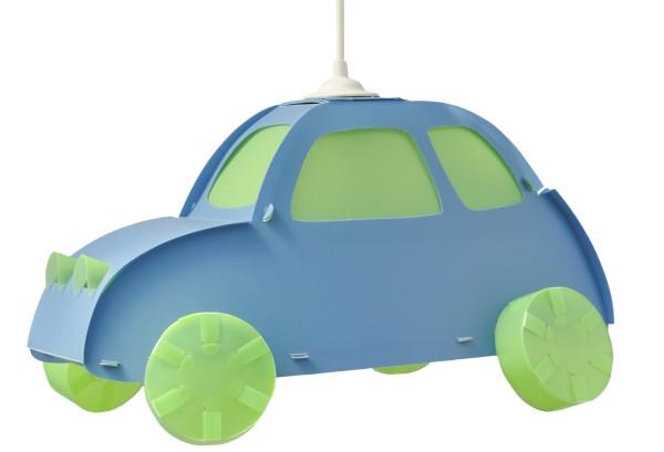 R&M Coudert Deckenlampe Auto blau