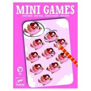 Djeco Mini Spiele: Gleiche Bilder von Alice