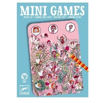 Djeco Mini Spiele: Wo ist Rose
