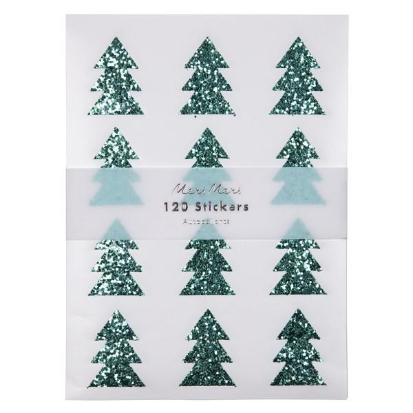 Meri Meri Aufkleber Weihnachtsbaum