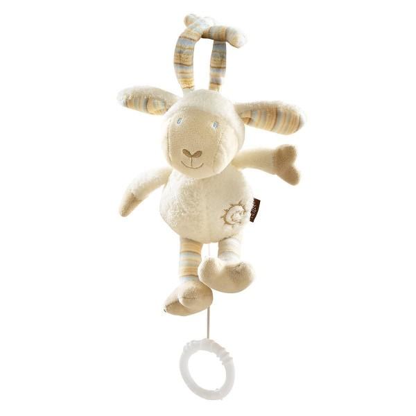 fehn Babylove Mini Spieluhr Schaf Paul