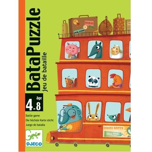 Djeco Kartenspiel Bata Puzzle