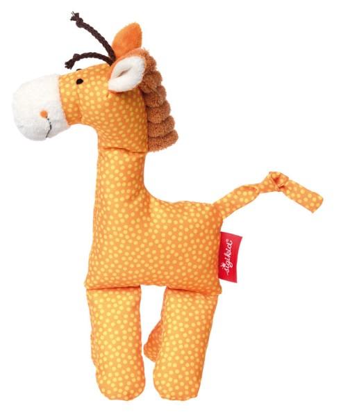 sigikid Kuschelfigur Giraffe orange