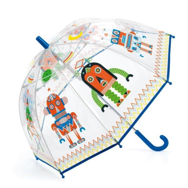 Djeco Regenschirm - Roboter