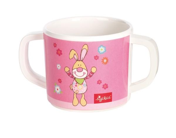sigikid Melamin Tasse Bungee Bunny