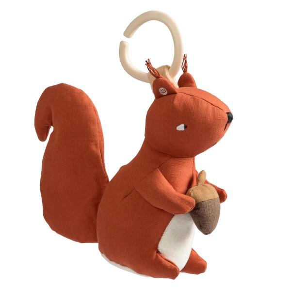 sebra Spieluhr, Star das Eichhörnchen