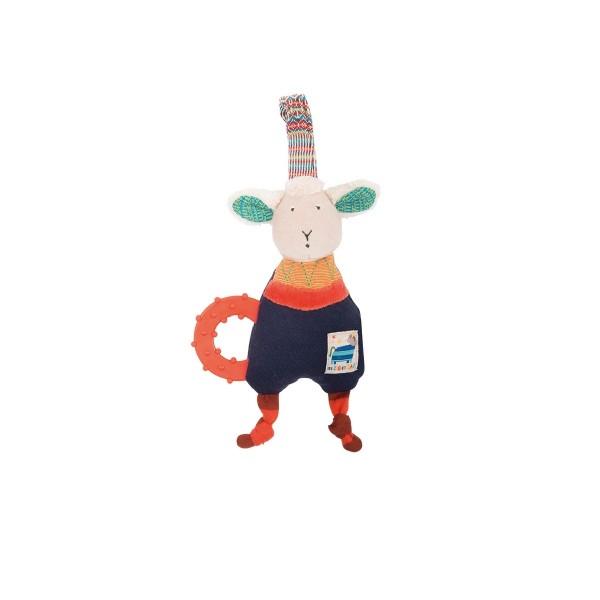 Moulin Roty Zig et Zag Schaf mit Beißring