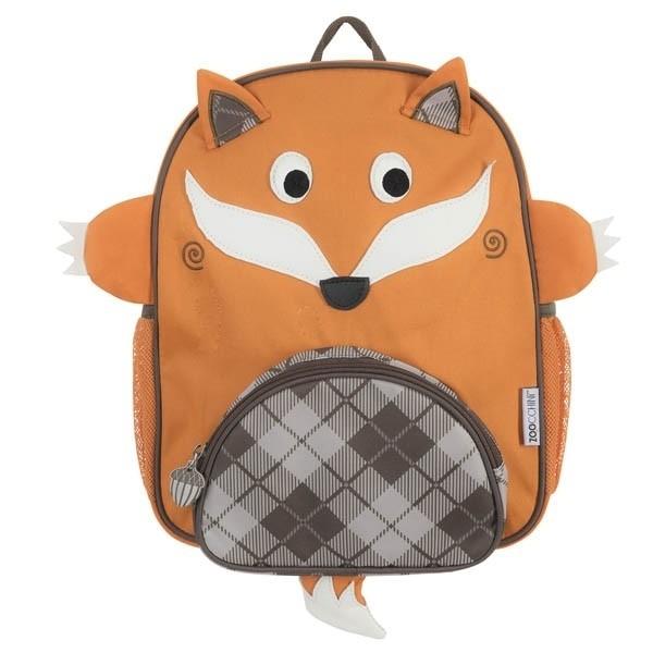 ZOOCCHINI Kinderrucksack - Finley der Fuchs