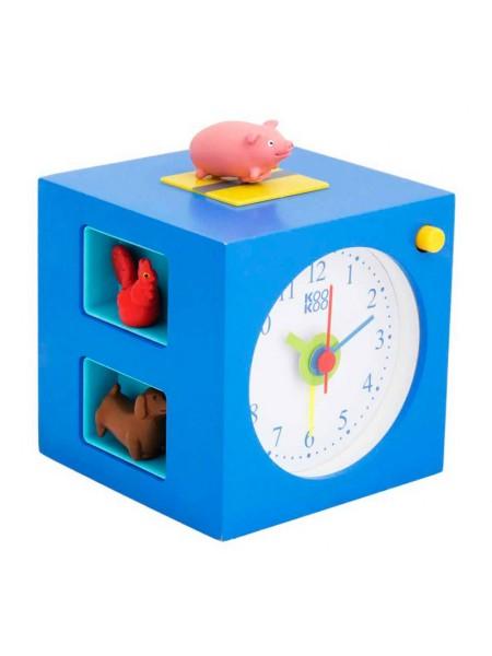 KooKoo KidsAlarm - blau
