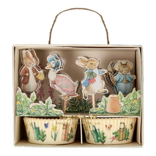Meri Meri Peter Rabbit Cupcake Kit
