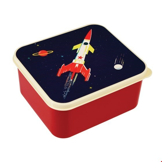 Rex London Lunchbox Rakete