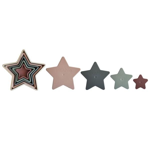 """Mushie Stapelspielzeug """"Nesting Star"""""""