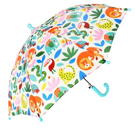Rex London Regenschirm mit Automatik Wild Wonders