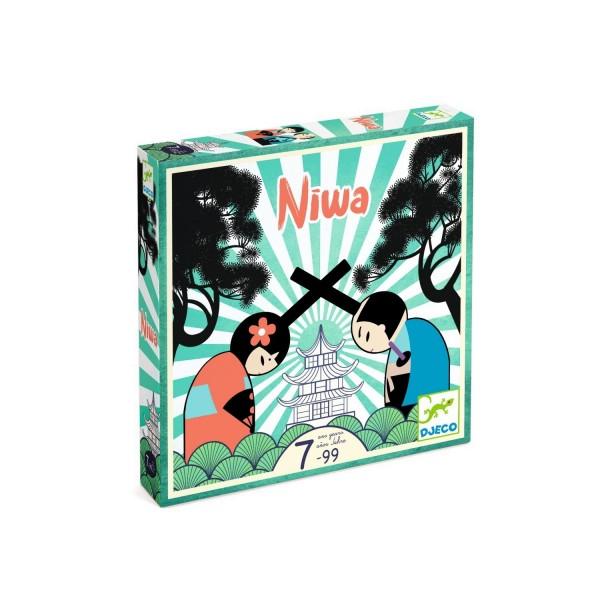 Djeco Spiel: Niwa
