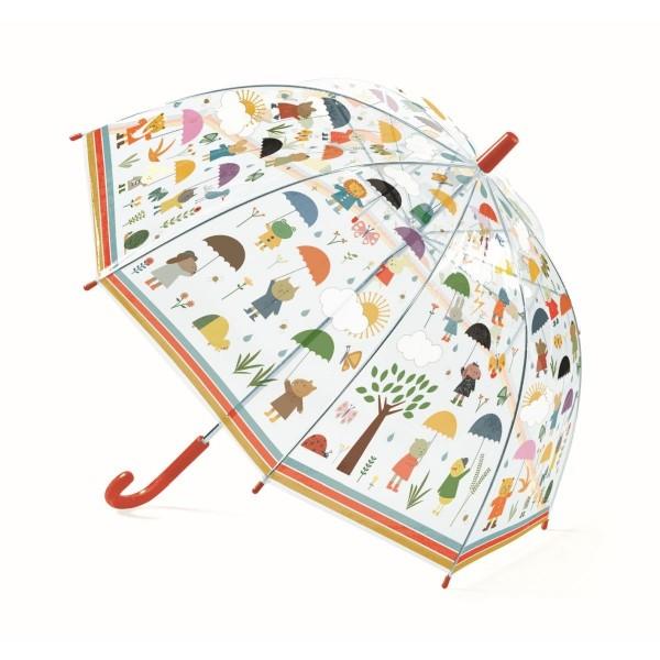 Djeco Regenschirm - Regenschauer