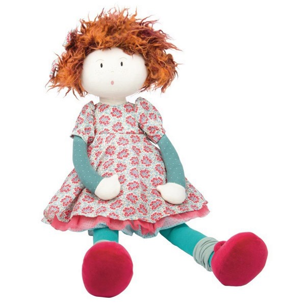 Moulin Roty Stoffpuppe Fanette 50cm