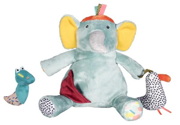Ebulobo Jungle Boogie Activity-Elefant