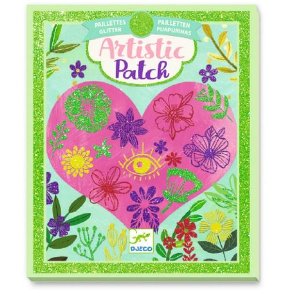 Djeco Artistic Patch: Blütenblätter